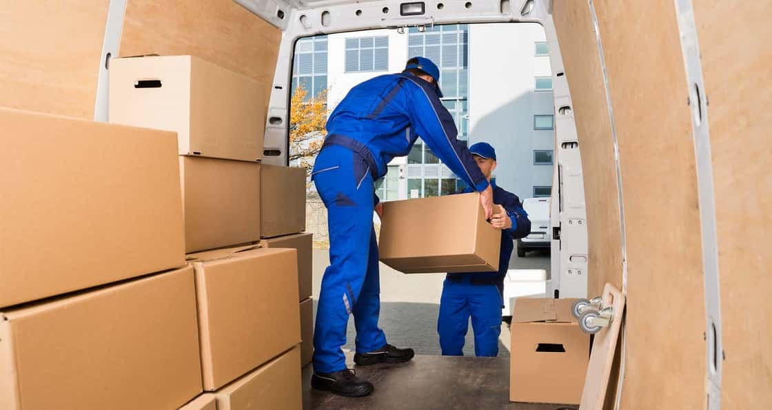 moving company in Rhode Island