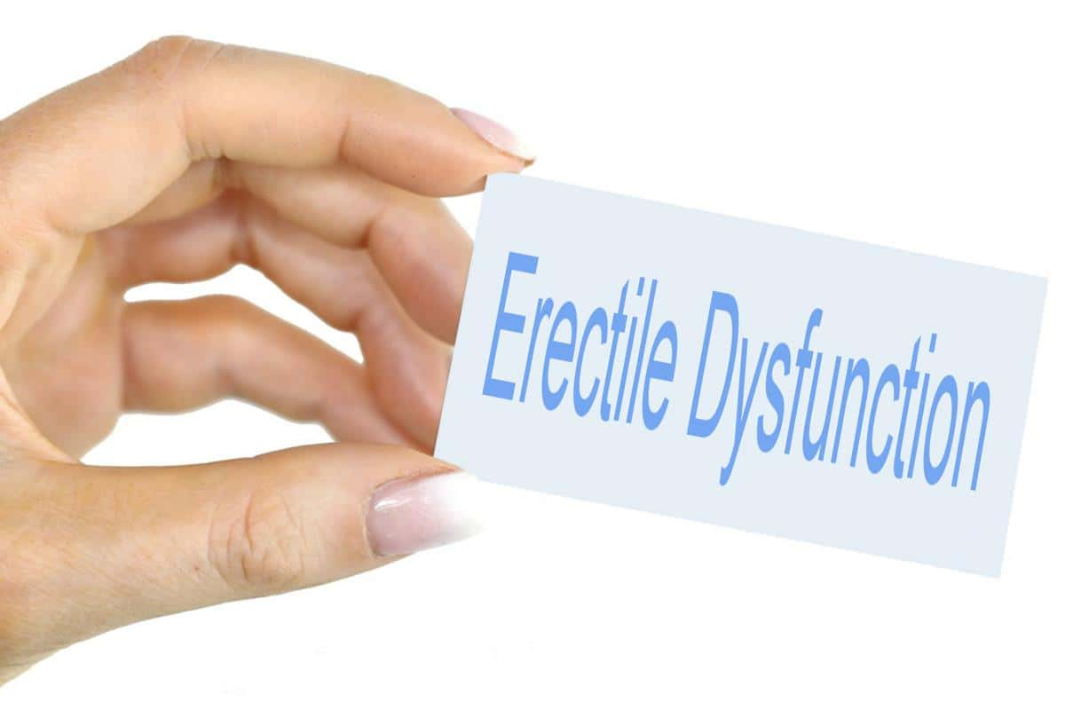 Erectile Dysfunction and Its Treatment